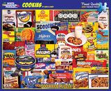 Cookies 1000 Piece Puzzle Puzzle