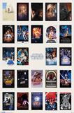 Star Wars - Collage Affiches