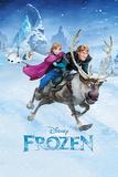 Frozen - Ride Affischer