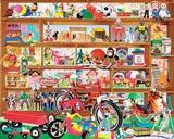 Vintage Toys 1000 Piece Puzzle Jigsaw Puzzle