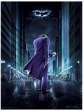 The Dark Knight - Joker City Masterprint