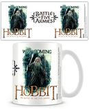The Hobbit 5 Armies - Gandalf Mug Mug