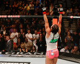UFC 178 - Zingano v Nunes Photographic Print by Josh Hedges/Zuffa LLC
