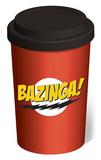 The Big Bang Theory - Bazinga Travel Mug Mug