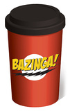 The Big Bang Theory - Bazinga Travel Mug Mug