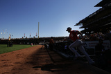 Division Series - Washington Nationals v San Francisco Giants - Game Three Photographic Print by Ezra Shaw