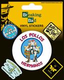 Breaking Bad - Los Pollos Hermanos Sticker Set Stickers