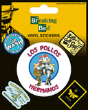 Breaking Bad - Los Pollos Hermanos Sticker Set Stickers