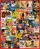 Movie Posters 1000 Piece Puzzle Jigsaw Puzzle