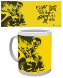 Muhammad Ali - Float Mug Taza