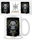 The Hobbit 5 Armies - Azog Mug Mug