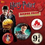 Harry Potter - Gryffindor Badge Pack Badge