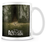 Maze Runner - Entrance Mug Taza