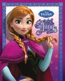 Frozen - Anna Plakater