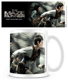 Maze Runner -Running Mug Taza