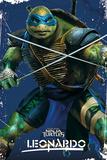 Teenage Mutant Ninja Turtles - Leonardo Affiche