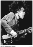 AC/DC – Reading Rock Festival 1976 Planscher