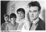 The Smiths – Leicester Uni 1984 Obrazy