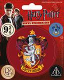 Harry Potter - Gryffindor Sticker Set  Stickers