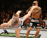 UFC 178 - Poirier v Mcgregor Photo by Josh Hedges/Zuffa LLC