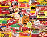 Bacon 101 1000 Piece Puzzle Puzzle