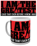 Muhammad Ali - I am the Greatest Mug Mug