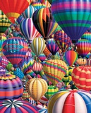 Hot Air Balloons 1000 Piece Puzzle Jigsaw Puzzle