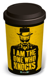 Breaking Bad - I Am the One Who Knocks Travel Mug Mug