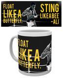 Muhammad Ali - Sting Like a Bee Mug - Mug