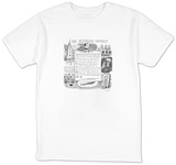 The Ultimate Contract - New Yorker Cartoon T-Shirt by Roz Chast