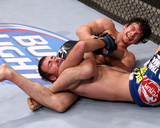 UFC Fight Night: Aubin-Mercier v Lindsey Photo by Nick Laham/Zuffa LLC
