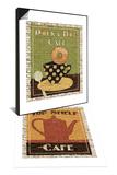 Top Shelf Cafe & Polka Dot Cafe Set Prints by Avery Tillmon