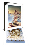 Galatea Of The Heavens & Dali: Leda Atomica Set Print by Salvador Dali