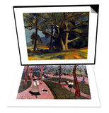 Derain: Hyde Park & Derain: Great Tree, 20Th C Set Posters by Andre Derain