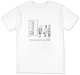 """It's a major fixer-upper.  How's your marriage?"" - New Yorker Cartoon T-shirts by David Sipress"