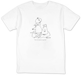"""You'll see, this is going to cause real trouble."" - New Yorker Cartoon Shirt by Charles Barsotti"