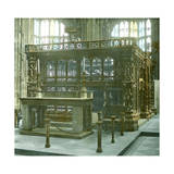 London (England), Westminster Abbey, the Tomb of Henry Vii Photographic Print by Levy et Fils, Leon