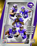 Minnesota Vikings 2014 Team Composite Photo