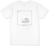 """I really appreciate this."" - New Yorker Cartoon T-shirts by Harry Bliss"
