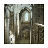 Seville (Spain), the Cathedral's Nave Photographic Print by Levy et Fils, Leon