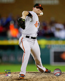 Zach Britton Game 3 of the 2014 American League Division Series Action Photo