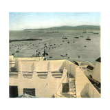 Tangier (Morocco), the Bay, Circa 1885 Photographic Print by Levy et Fils, Leon