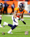 Derek Wolfe 2013 Action Photo
