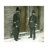 London (England), Policemen Photographic Print by Levy et Fils, Leon