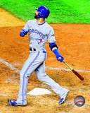 Jose Bautista 2014 Action Photo