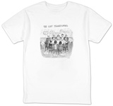 The Last Thanksgiving - New Yorker Cartoon T-Shirt by Roz Chast