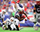 Stevan Ridley 2014 Action Photo
