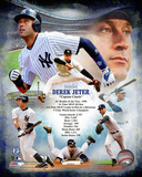 Derek Jeter Legends Composite Photo