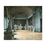 Florence (Italy), Museum, Niobe's Room, Circa 1895 Photographic Print by Levy et Fils, Leon
