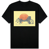 Trail of Dusty Road T-shirts